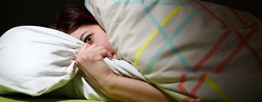 Nasilające się problemy ze snem